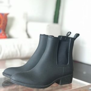 NEW Jeffrey Campbell 'Stormy' Rain Boot